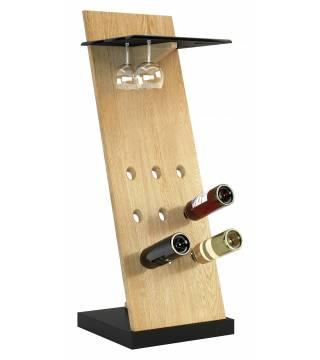 Corino Stojan na víno i sklenky - Nabytek Wanat