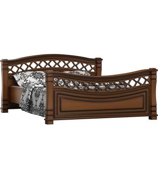 Fala [Vlna] postel - Nabytek Wanat