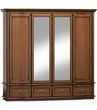 Fala [Vlna] skříň 4D4SLL - Nabytek Wanat