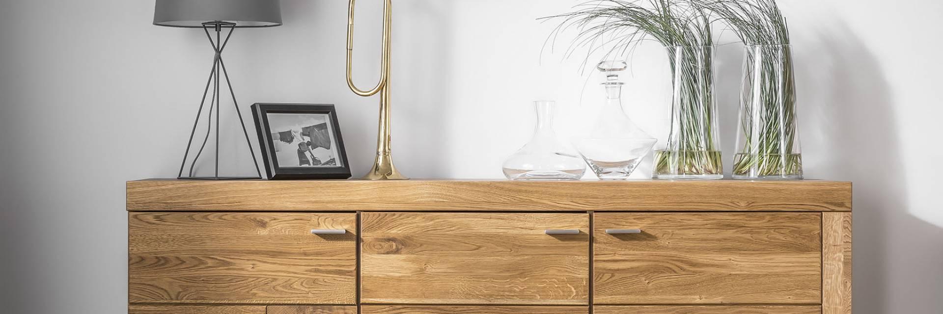 Kolekcja Velle do Salonu z Litego Drewna