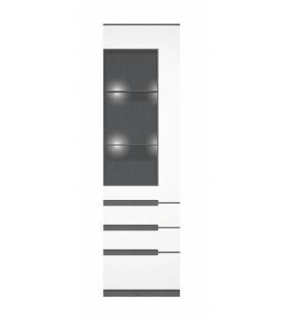 Obývací pokoj Lifeline Vitrína 2D pravá - Nabytek Wanat