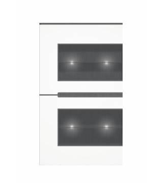 Lifeline Vitrína visací 2D levá - Nabytek Wanat