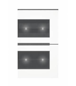 Lifeline Vitrína visací 2D pravá - Nabytek Wanat