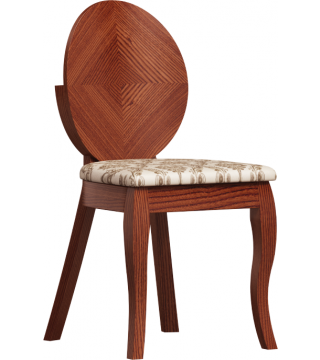 Luiza Židle Luiza noha Luiza (opěradlo tvrdé) - Nabytek Wanat