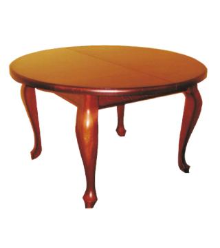 Jídelna Stůl Kulatý nohy Ludwik - Nabytek Wanat