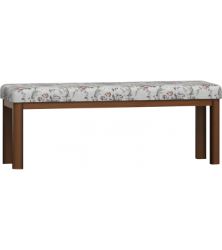 Stylowa II malá lavice - Nabytek Wanat