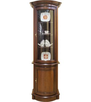 Obývací pokoj Wenus vitrína W1D rovná + komoda K1D rovná - Nabytek Wanat